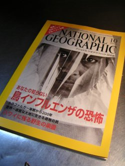 NATIONAL GEOGRAPHIC (ナショナル ジオグラフィック) 日本版 10月号 [雑誌]
