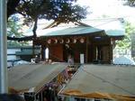 大鳥神社1200年祭/クリックで大きく表示